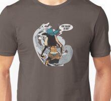 Pin Up Showdown Unisex T-Shirt