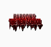 Parsons The New School Drippy  Unisex T-Shirt
