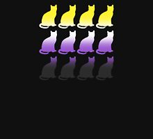 Nonbinary Pride Cats Unisex T-Shirt