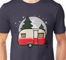 Little red camper Unisex T-Shirt