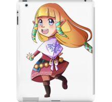 Skyward Sword Zelda chibi iPad Case/Skin