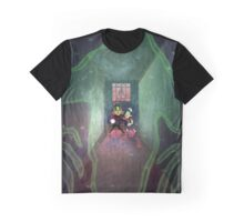 Ghost Hunt - Parapines Graphic T-Shirt