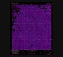 USGS TOPO Map Alabama AL Dogwood Creek 303686 1978 24000 Inverted Unisex T-Shirt
