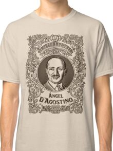 Ángel D'Agostino (in brown) Classic T-Shirt