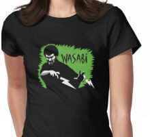 Wasabi, World's Deadliest Band Womens Fitted T-Shirt
