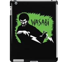 Wasabi, World's Deadliest Band iPad Case/Skin
