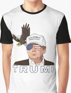 PRESIDENT TRUMP Graphic T-Shirt