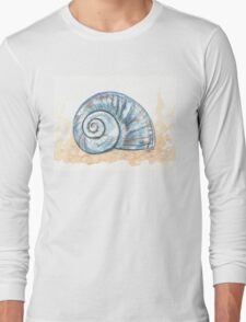 Shell Long Sleeve T-Shirt