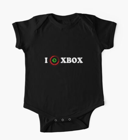 XBOX 360 - Red Ring of Death One Piece - Short Sleeve