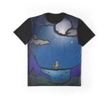 Luna Rise Graphic T-Shirt