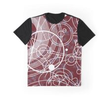 Ten Tie Gallicush - Maroon (Bleed) Graphic T-Shirt