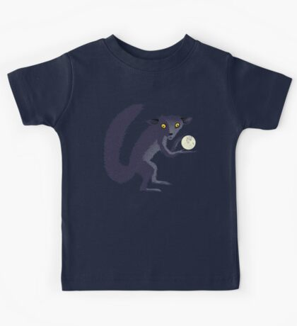 Aye Aye Steals the Moon Kids Clothes