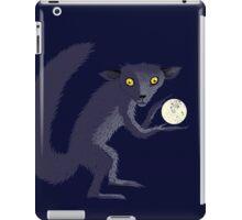 Aye Aye Steals the Moon iPad Case/Skin