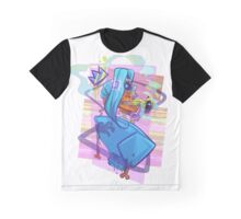 """I was the king of this hologram...""  Graphic T-Shirt"