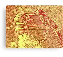 Carousel Horsey  Metal Print