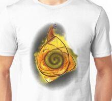 Flower snail complex conceptual Unisex T-Shirt
