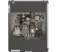 Rock School - Class Photo iPad Case/Skin