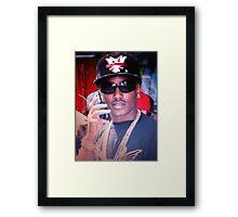 guwop Framed Print