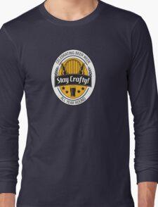 Stay Crafty Long Sleeve T-Shirt
