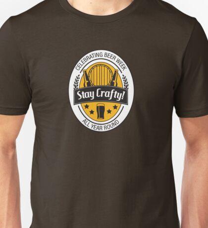 Stay Crafty Unisex T-Shirt
