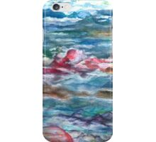 Watercolor Sky 6 iPhone Case/Skin