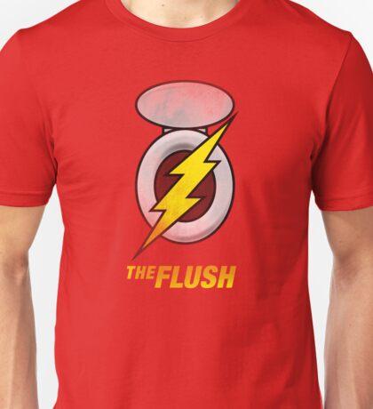 the Flush Unisex T-Shirt