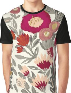 westelm brush Graphic T-Shirt