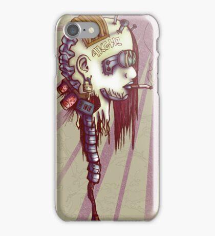 Hard Drive Diva iPhone Case/Skin