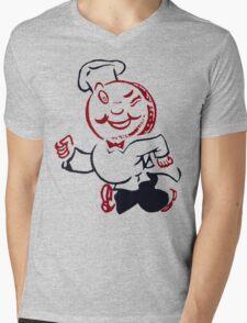 Speedy Service Mens V-Neck T-Shirt