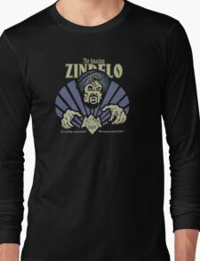 The Amazing Zindelo Long Sleeve T-Shirt