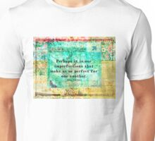 Jane Austen witty LOVE quote  Unisex T-Shirt
