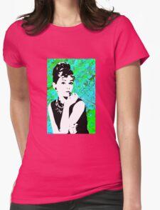Aubrey Womens Fitted T-Shirt