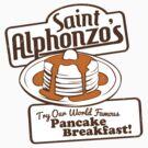 St. Alphonzo's by BenClark