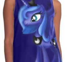 My Little Pony Friendship Is Magic Princess Luna Contrast Tank