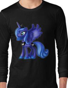My Little Pony Friendship Is Magic Princess Luna Long Sleeve T-Shirt