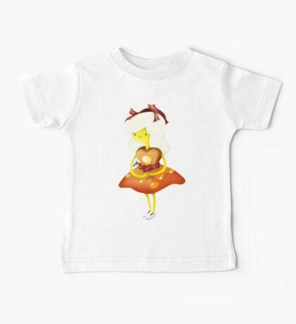 Adventure Time Breakfast Princess Baby Tee