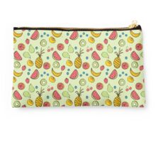 Tropical Blast in Green Studio Pouch