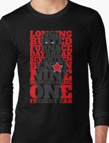 SOLDIER AWAKEN Long Sleeve T-Shirt