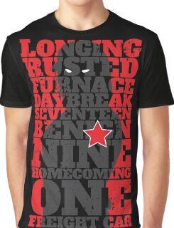 SOLDIER AWAKEN Graphic T-Shirt