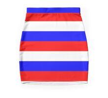 Russian Print (русский) Mini Skirt