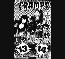 The Cramps (Seattle & Portland shows) Unisex T-Shirt