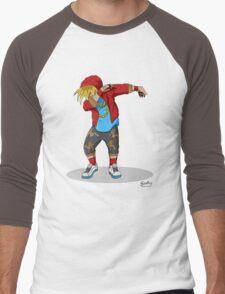 Enzo Dab Men's Baseball ¾ T-Shirt