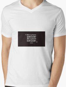 Memes Mens V-Neck T-Shirt
