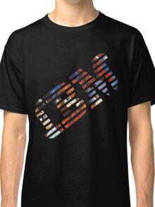 Vaporwave IBM/Neon Genesis Evangelion Mashup Classic T-Shirt