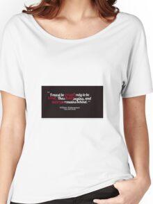 Memes Women's Relaxed Fit T-Shirt