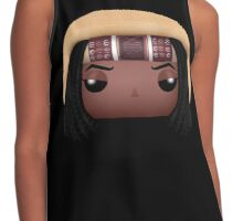AMC The Walking Dead - Michonne - Funko Pop! Contrast Tank