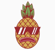 Fresh Pineapple Baby Tee