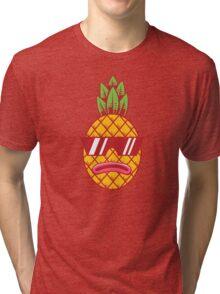 Fresh Pineapple Tri-blend T-Shirt