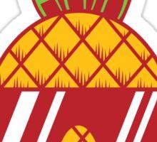 Fresh Pineapple Sticker