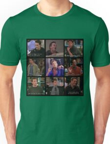 Chandler Bing Quotes T-Shirt